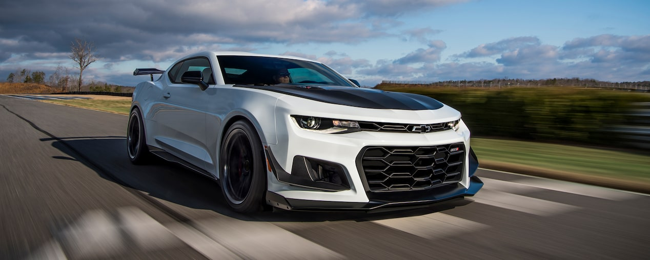 2019 Camaro Zl1 Front Grille