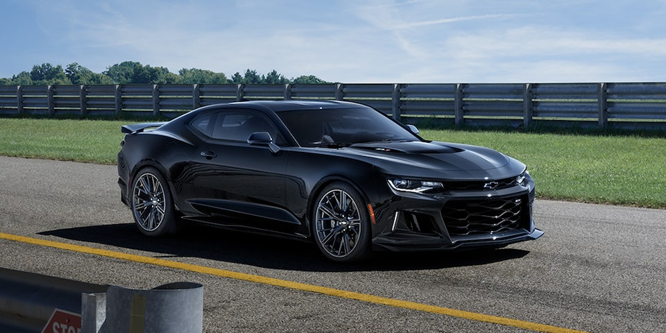2019 Camaro ZL1 Sports Car: Coupe & Convertible