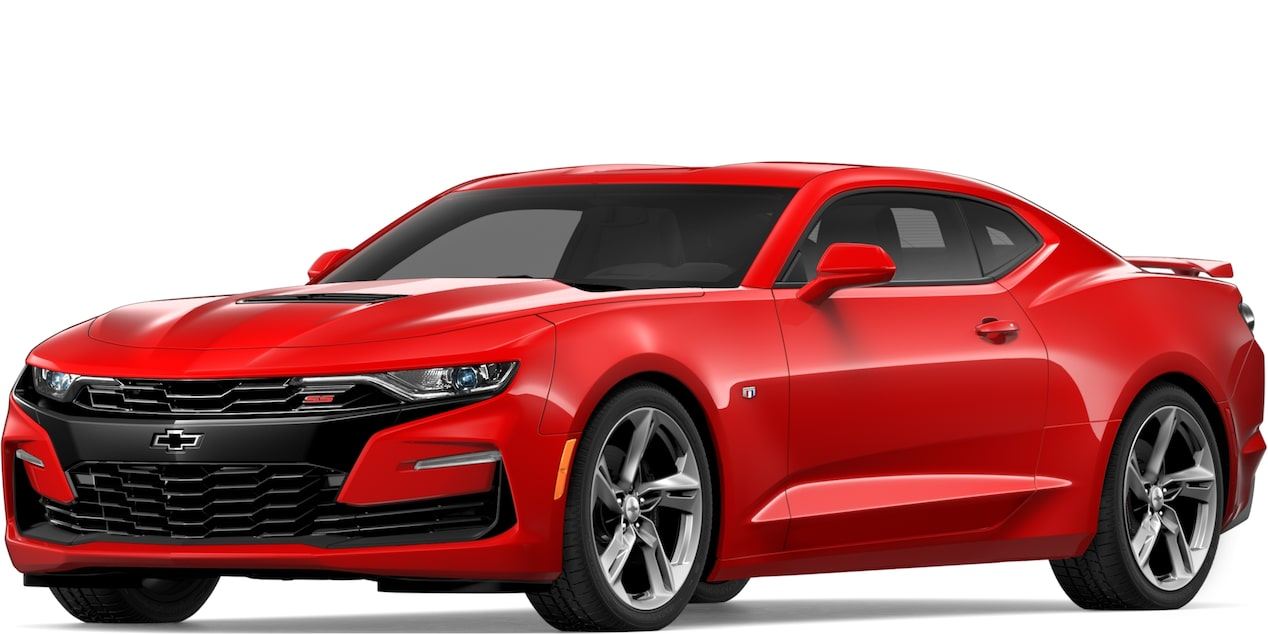2019 Chevrolet Camaro in Red Hot