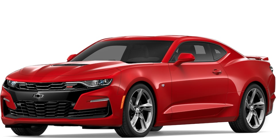 2019 Chevrolet Camaro in Garnet Red Tintcoat