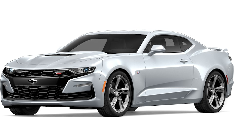 2019 Chevrolet Camaro in Silver Ice Metallic