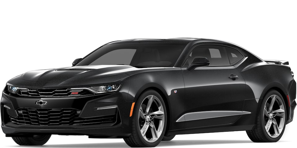 2019 Chevrolet Camaro in Mosaic Black Metallic