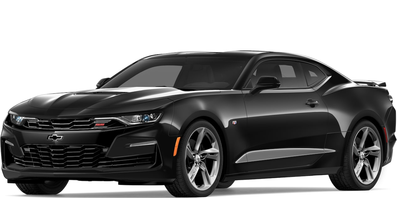 2019 Chevrolet Camaro in Black