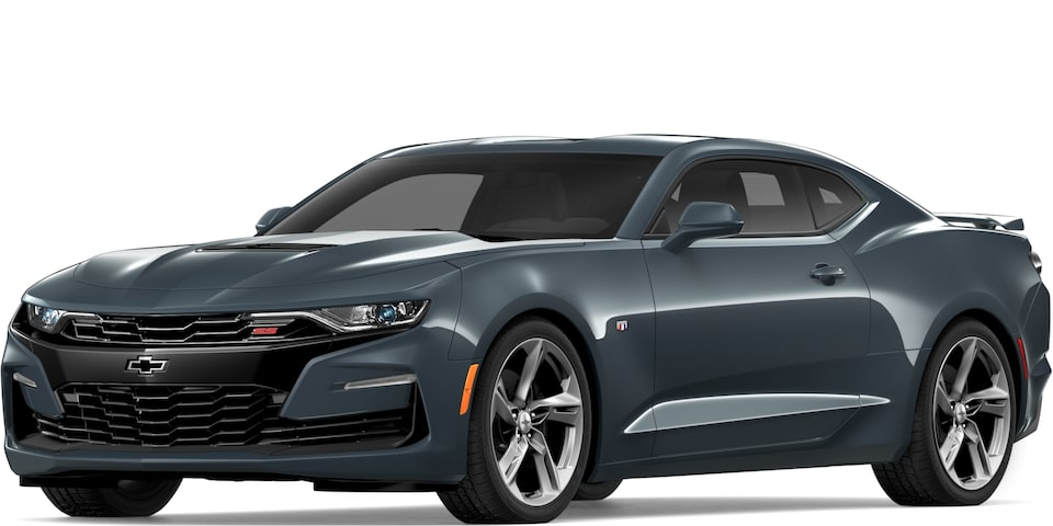 2019 Chevrolet Camaro in Shadow Gray Metallic