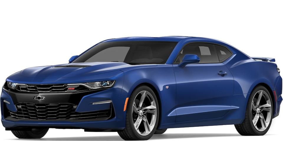 2019 Chevrolet Camaro in Riverside Blue
