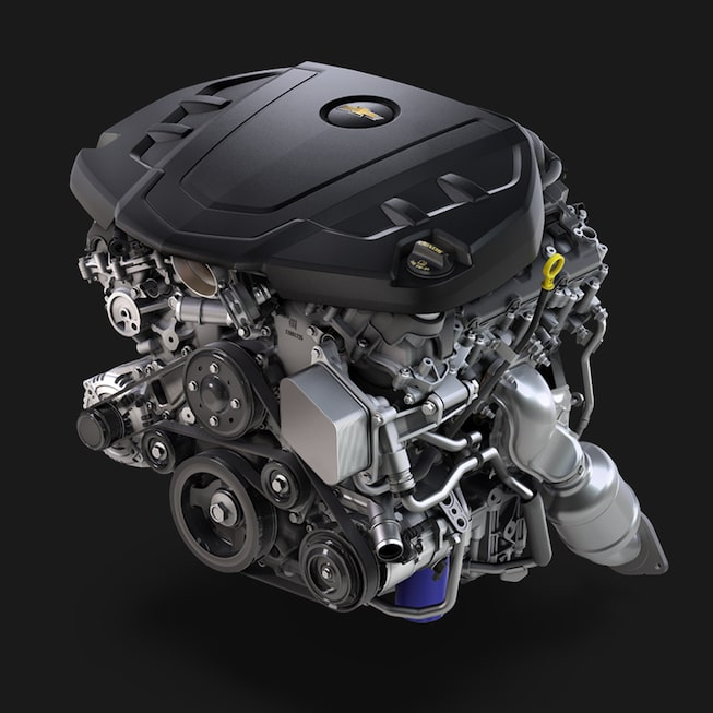2019 Camaro: 3.6L V6 Engine