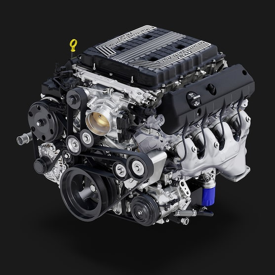 2019 Chevy Camaro 6.2L LT4 V8 Engine