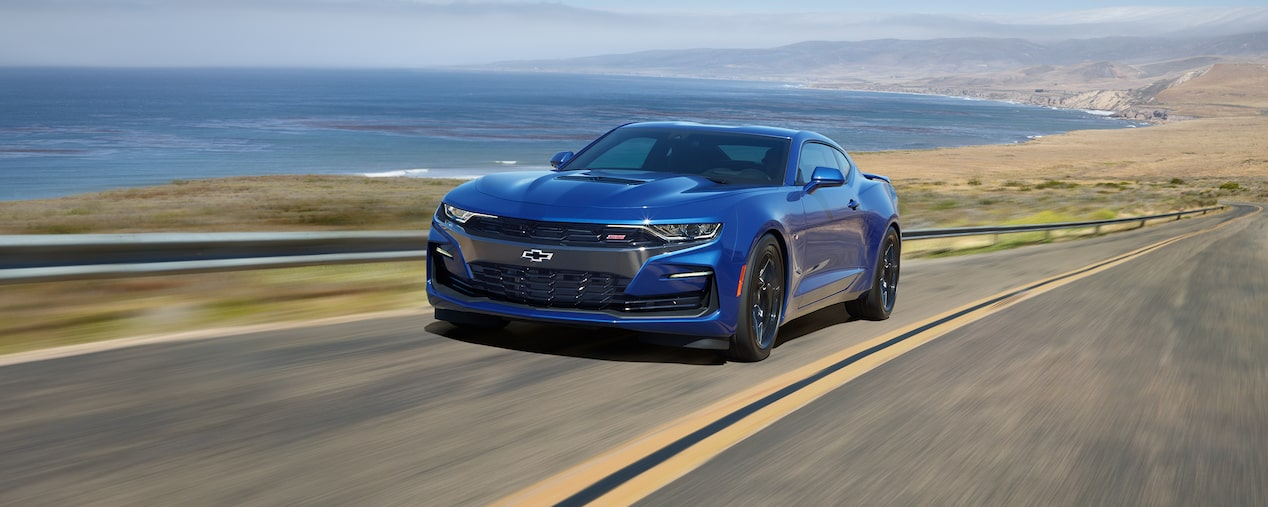 The New 2019 Camaro Sports Car Coupe Convertible