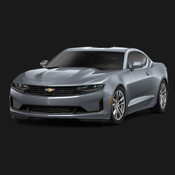 The New 2019 Camaro Sports Car: Coupe & Convertible
