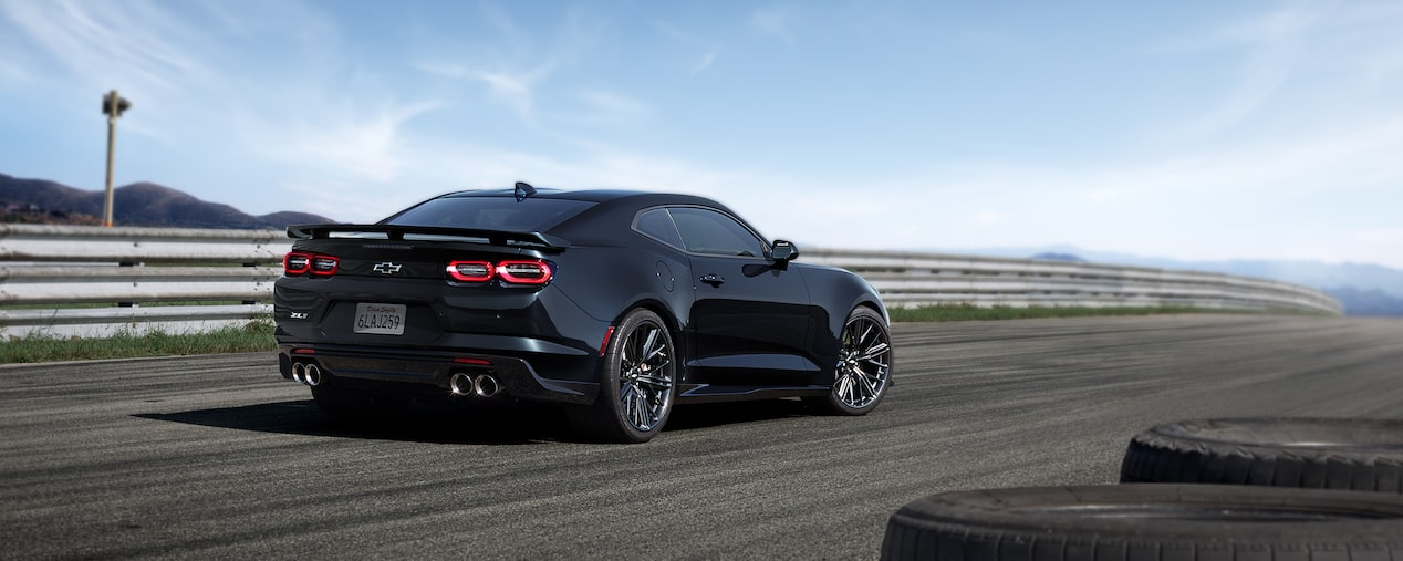 2019 Camaro: ZL1 rear