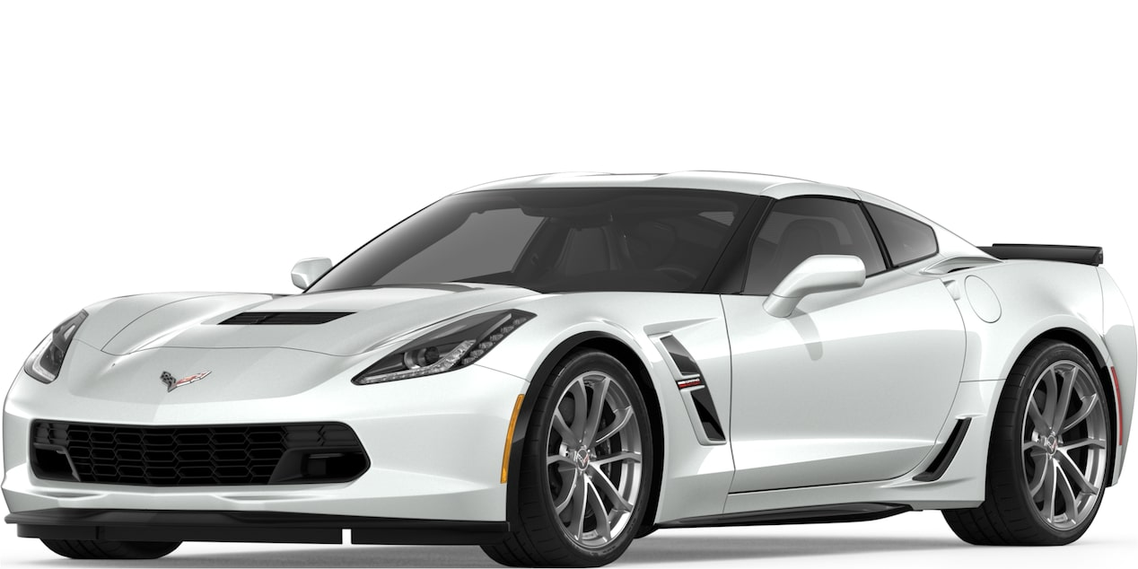 2019 Corvette Grand Sport: Sports Car | Chevrolet