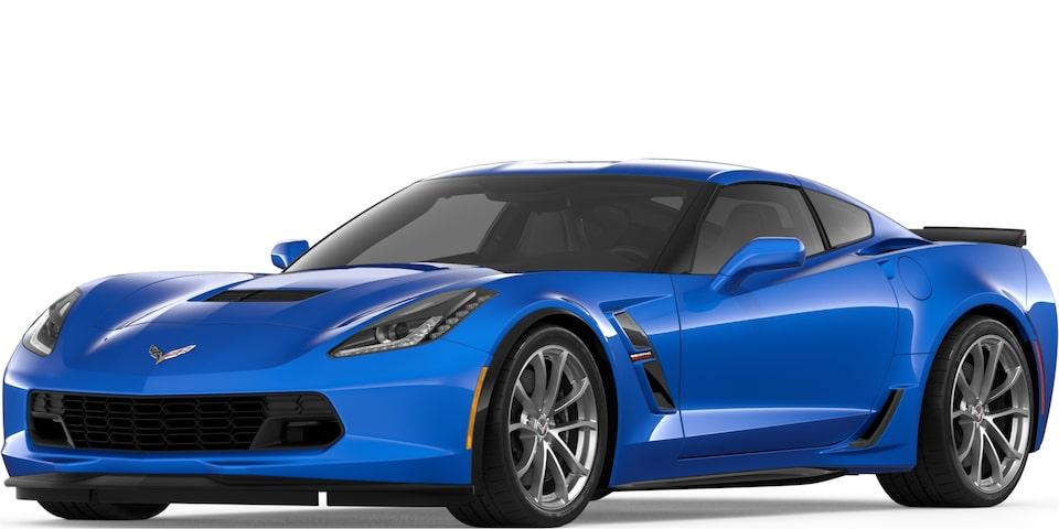 2019 Corvette Grand Sport Sports Car Chevrolet