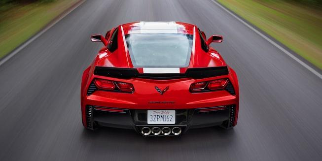 2019 Corvette Grand Sport: Sports Car | Chevrolet