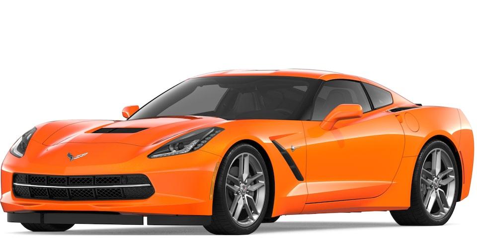 2019 Corvette Stingray Sports Car