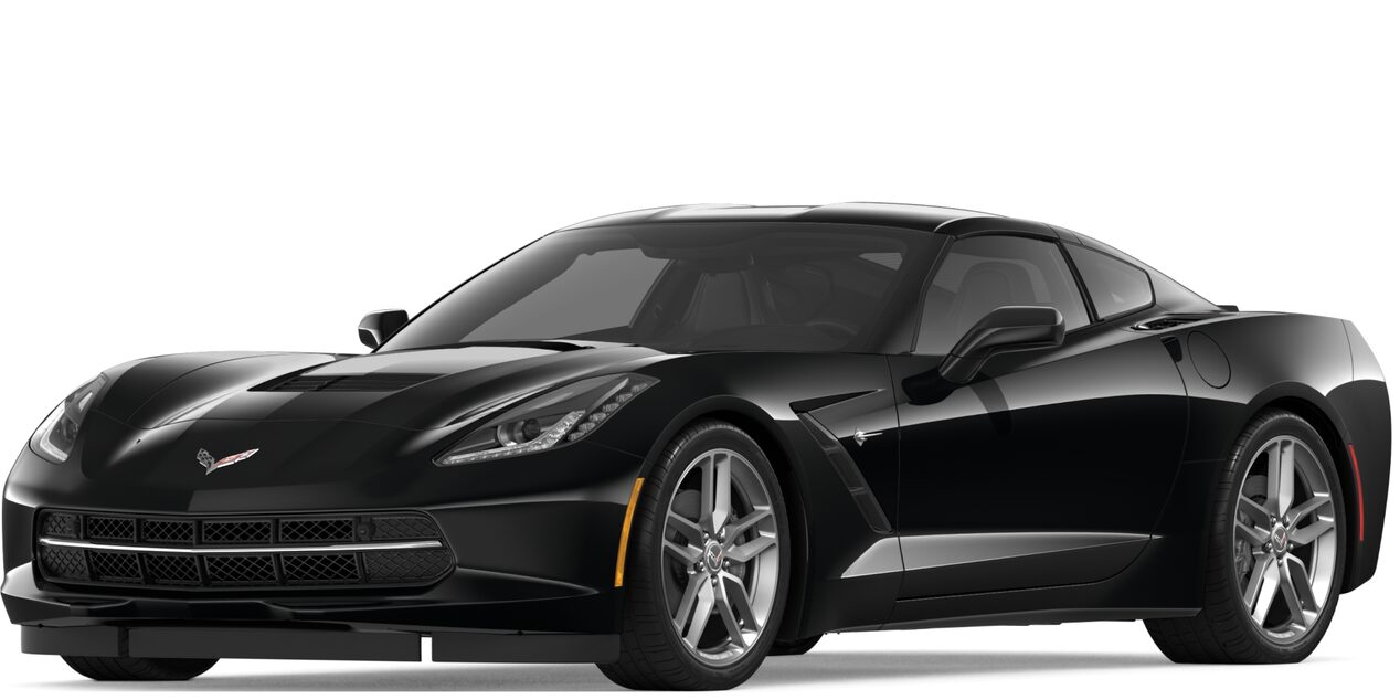 2019 Corvette Stingray: Sports Car