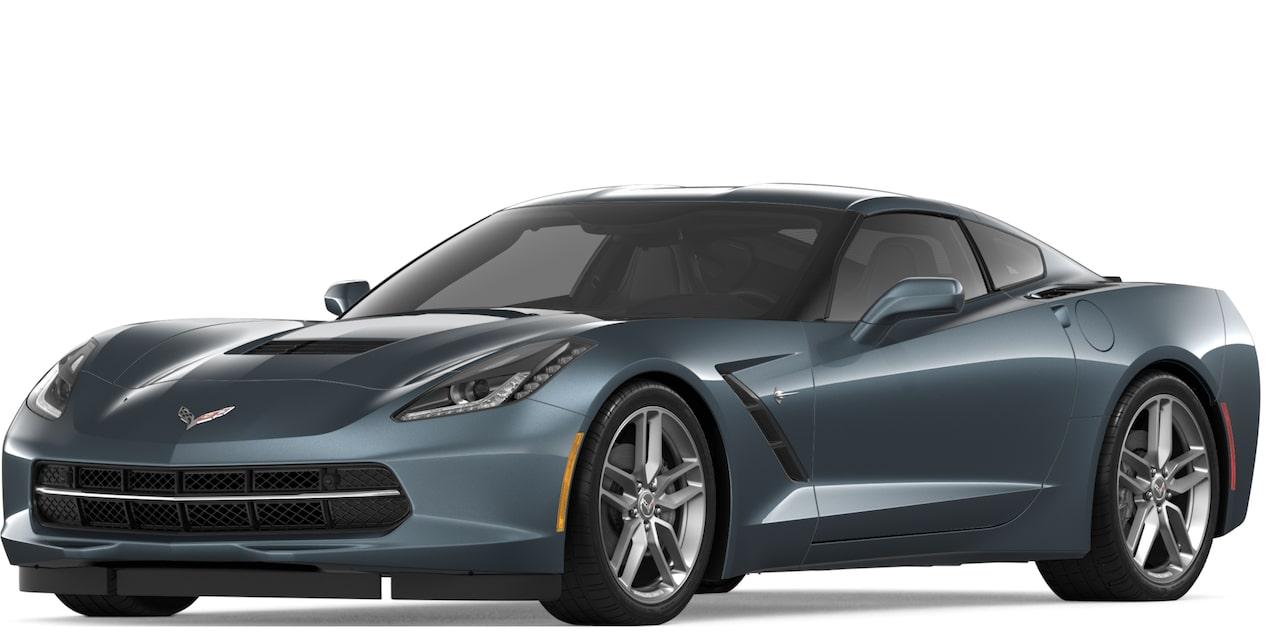 2019 Corvette Stingray Sports Car Chevrolet