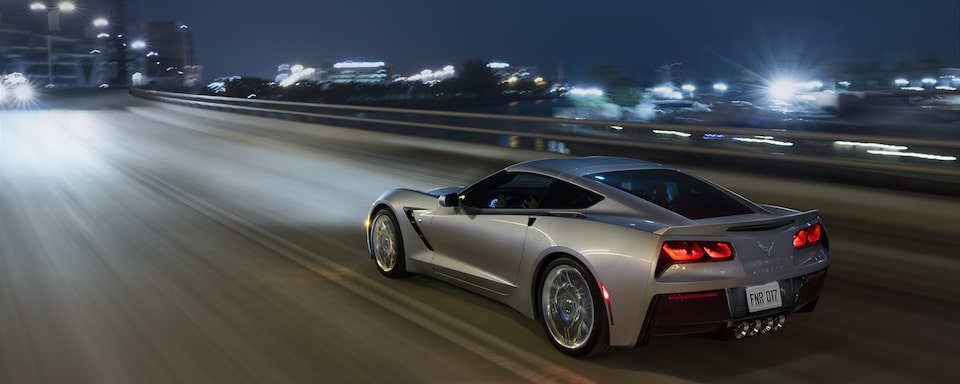 2019 Corvette Stingray Sports Car
