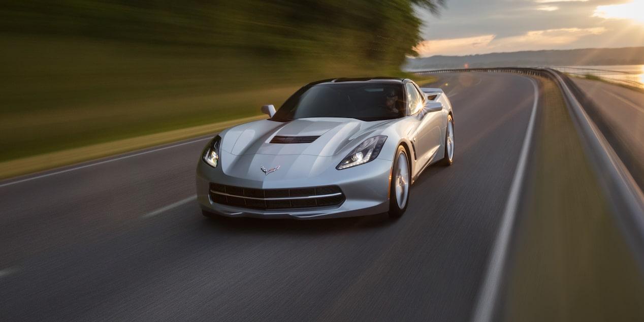 2019 Corvette Stingray: Sports Car   Chevrolet