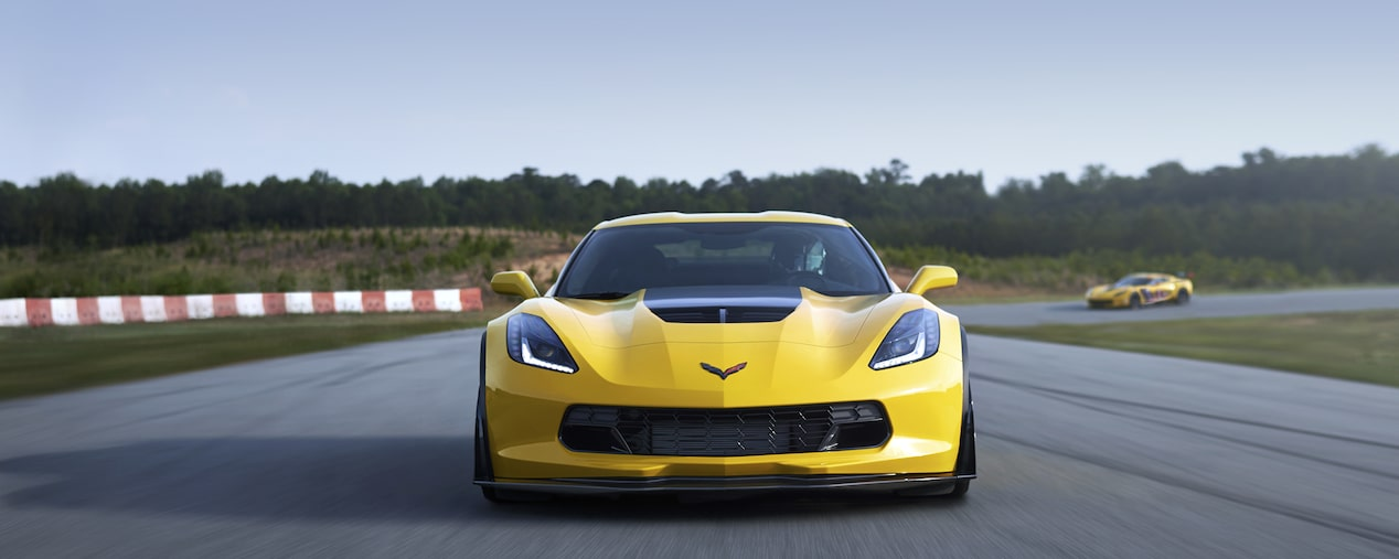 2019 Corvette Z06 Super Car