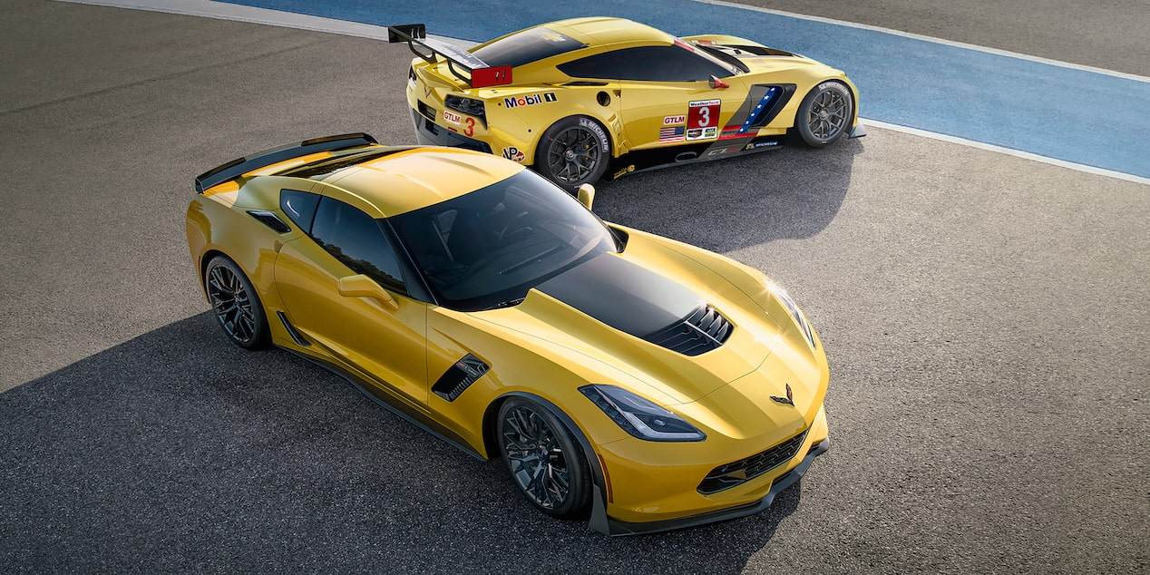 2019 Corvette Z06 Super Car Performance: top