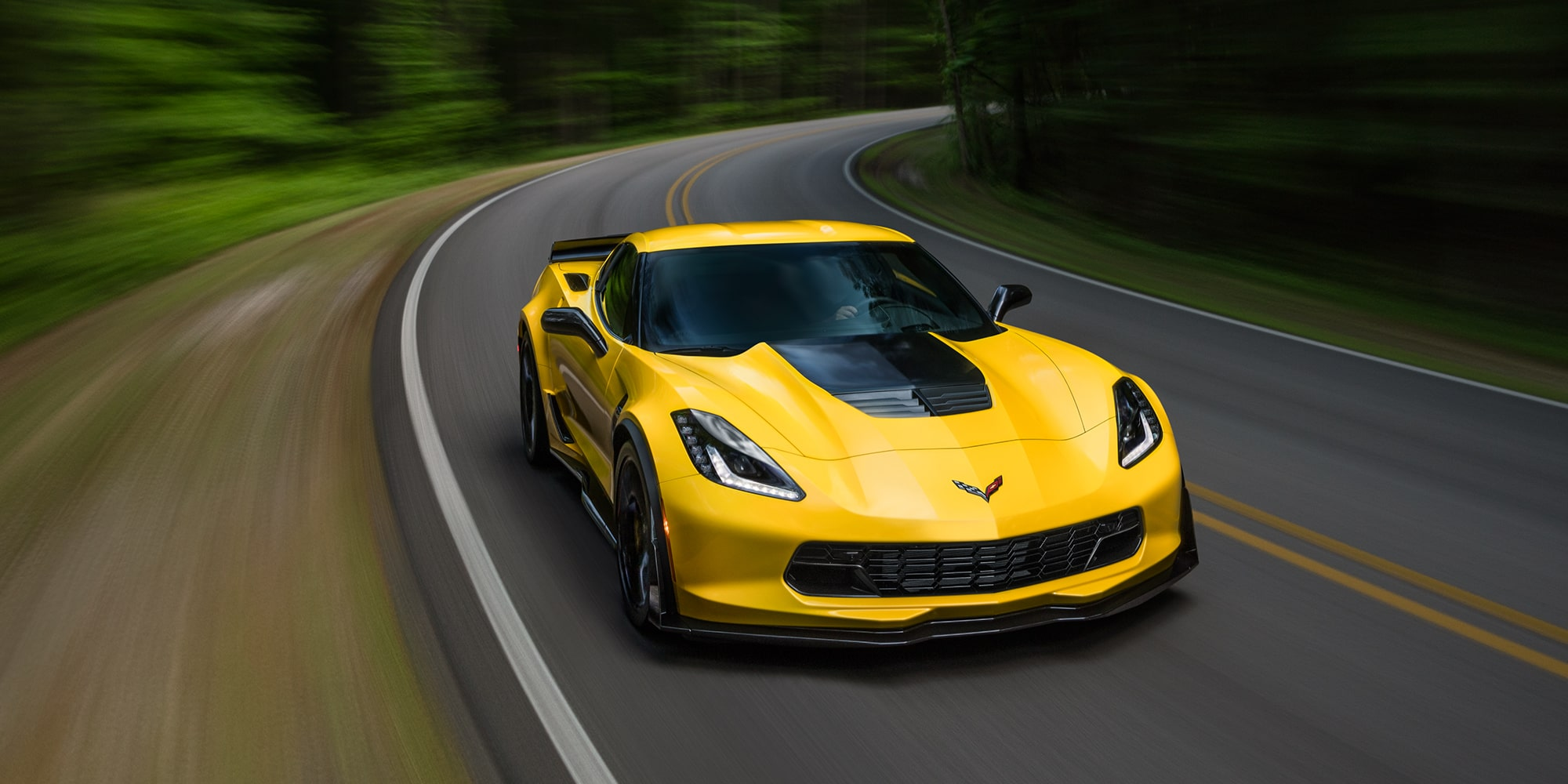 2019 Corvette Z06 Sports Car Safety