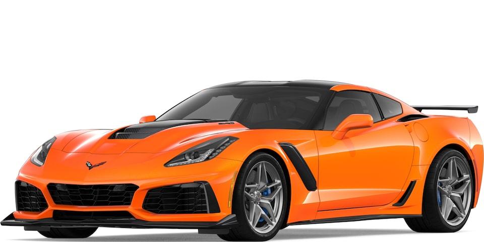 2019 Corvette Zr1 >> 2019 Corvette Zr1 Supercar Chevrolet