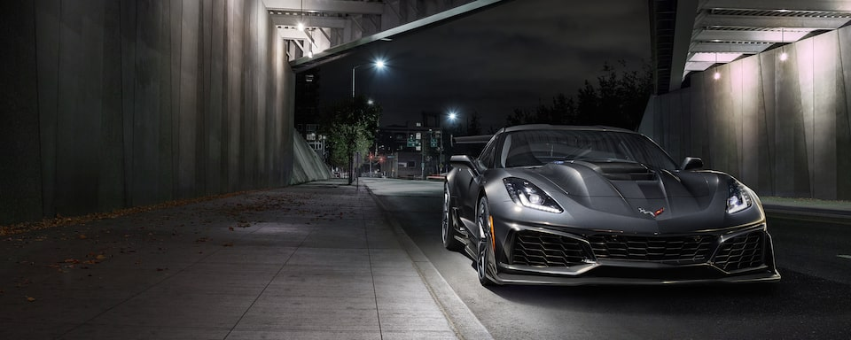 2019 Corvette ZR1 Supercar
