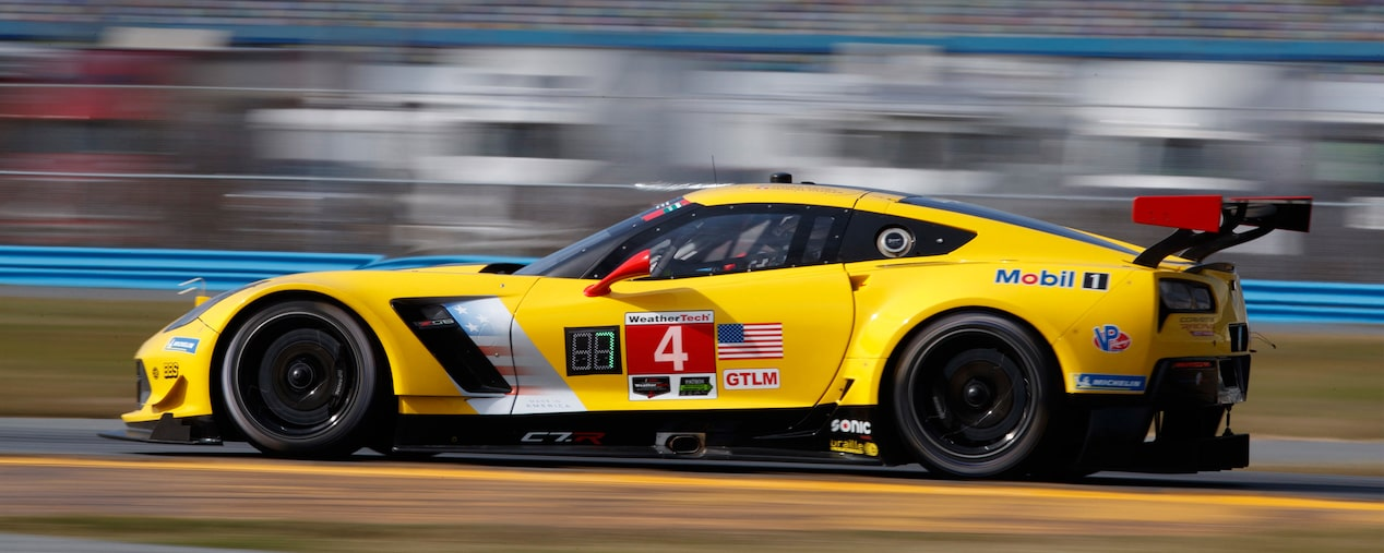 Chevrolet Motorsports: Corvette Racing