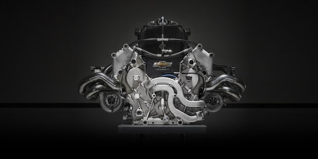 Chevrolet IndyCar V6 Engine