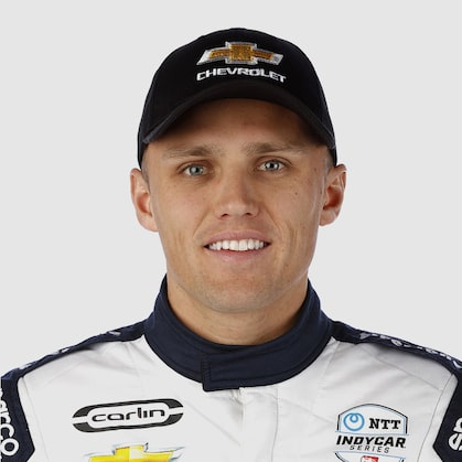 IndyCar Drivers: Max Chilton
