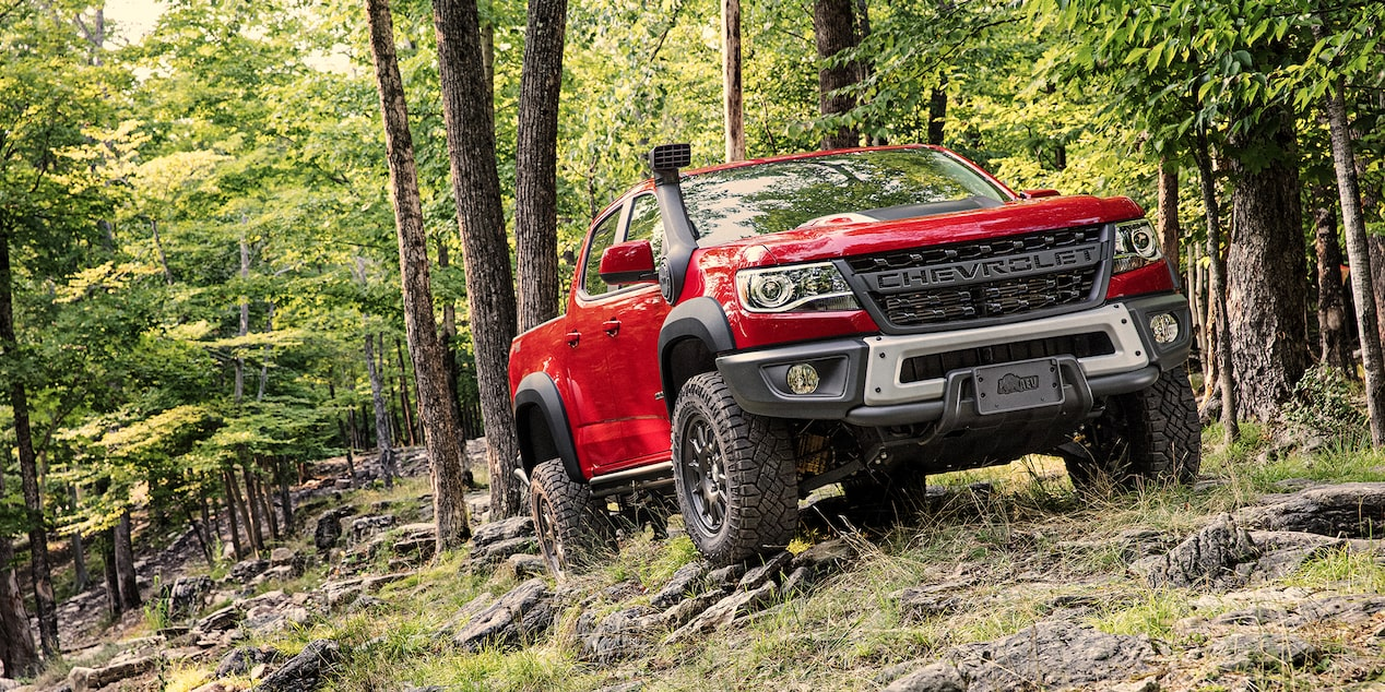 2019 Colorado ZR2 Bison Off Road Truck