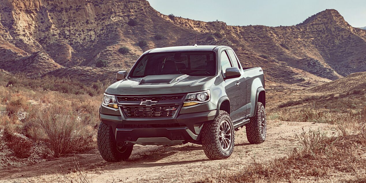 2019 Colorado ZR2 Off Road Truck Design