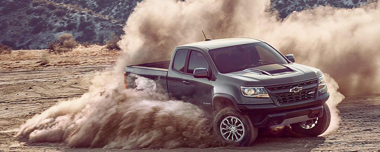 2019 Colorado ZR2 Off Road Truck