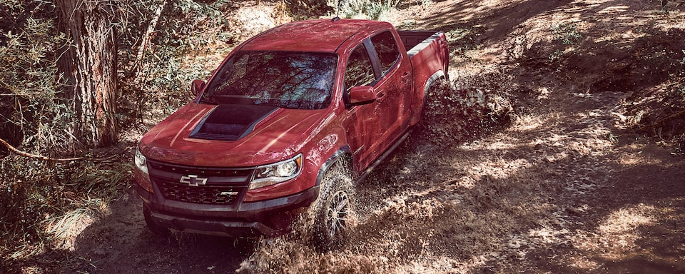 2019 Colorado ZR2 Off Road Truck Performance