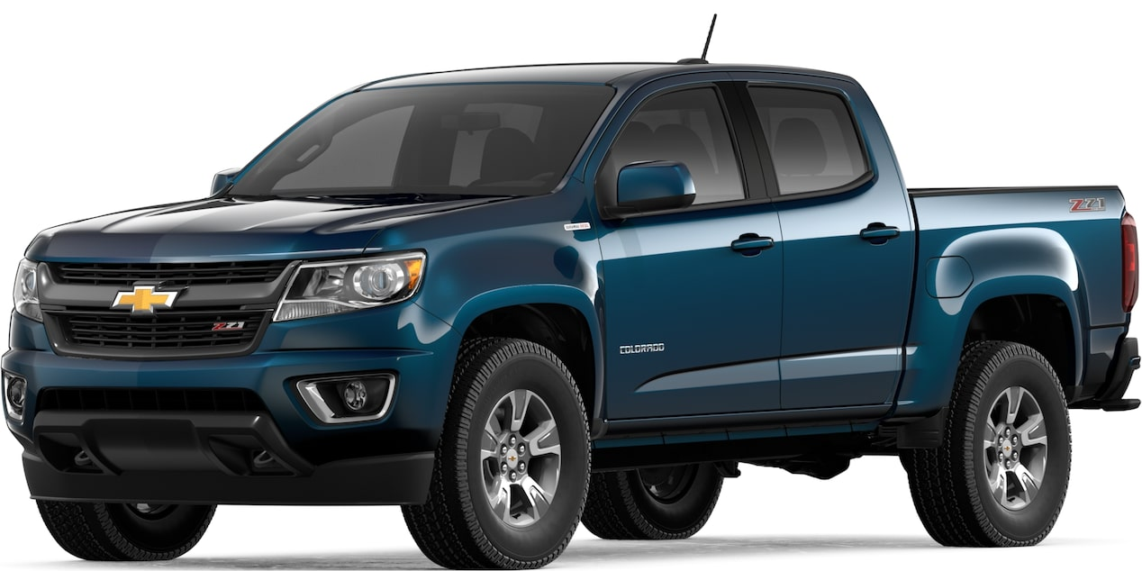 71 Chevy Truck >> 2019 Colorado: Mid-Size Truck - Diesel Truck