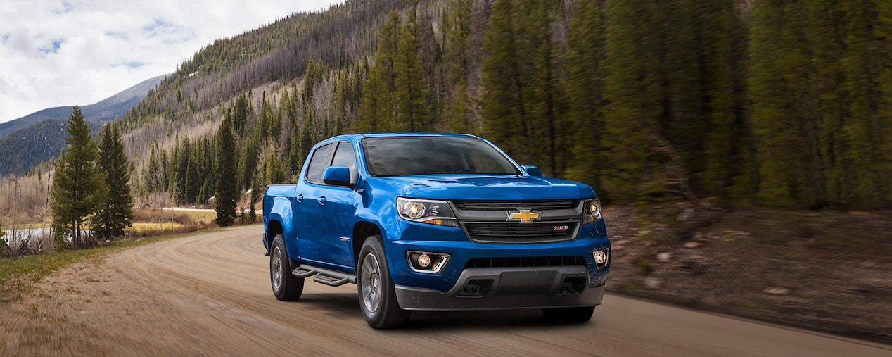 2016 colorado user manual