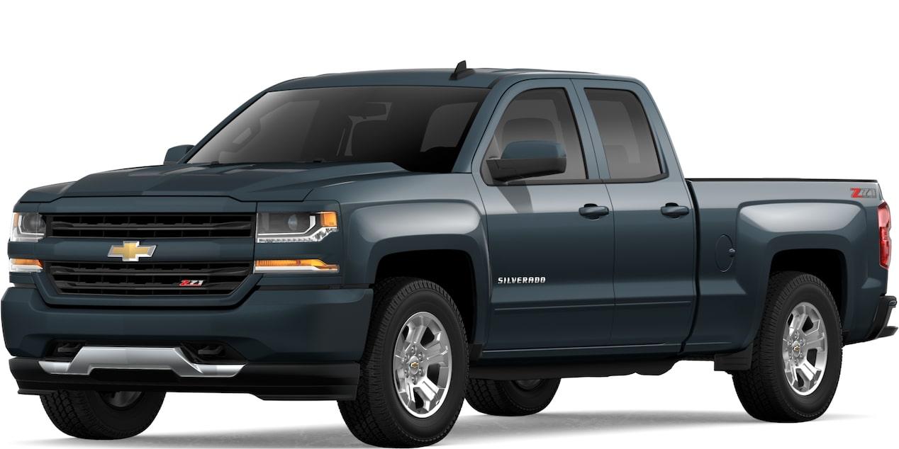 2019 Silverado Pickup Truck: Light Duty Truck