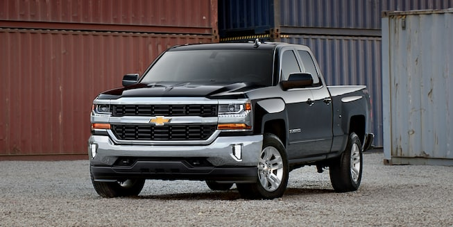 2019 Silverado 1500 Pickup Truck Exterior Photo: Front View