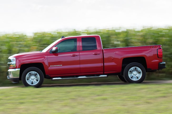 2019 Silverado 1500 Pickup Truck Safety