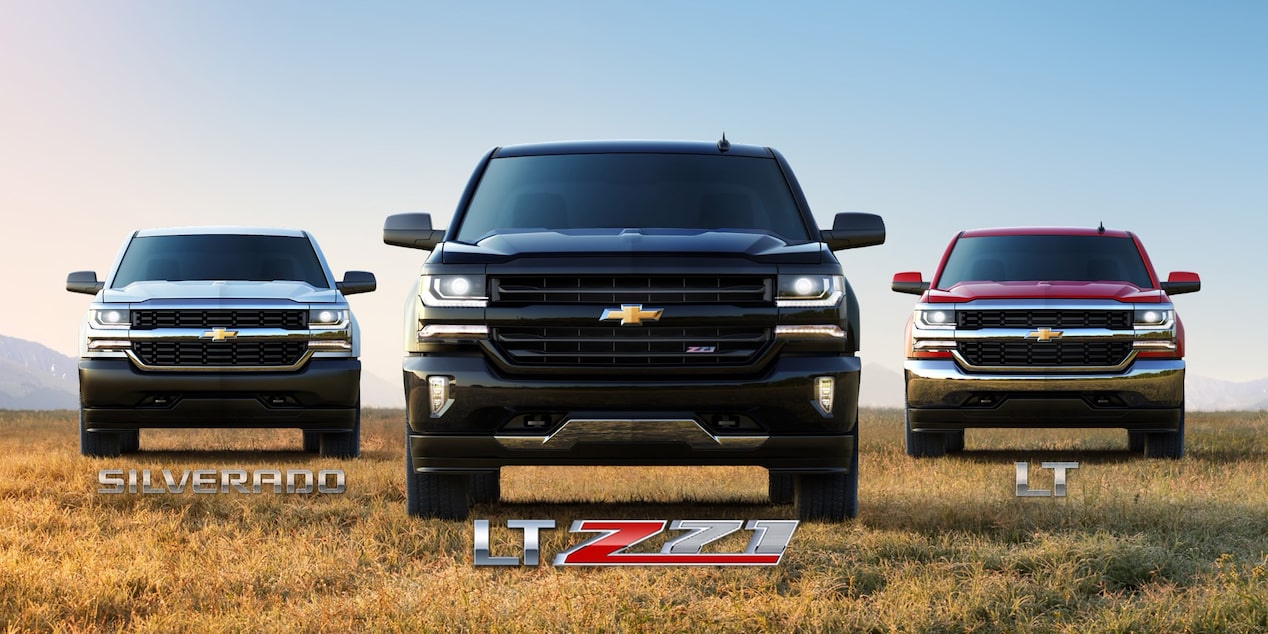 2019 Silverado Pickup Truck: Light Duty Truck