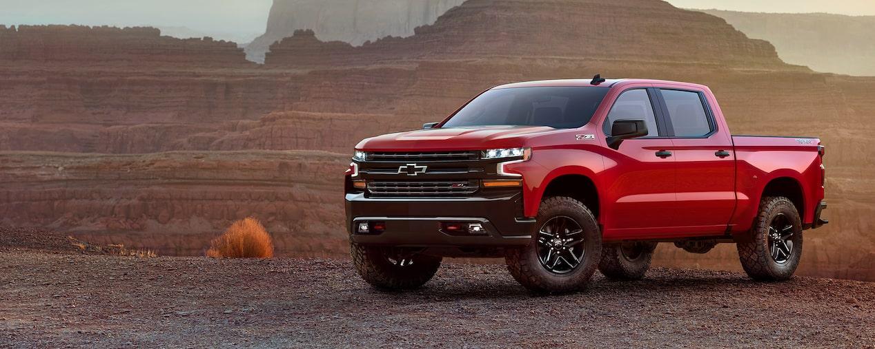 Next-Gen 2019 Silverado: Pickup Truck | Chevrolet