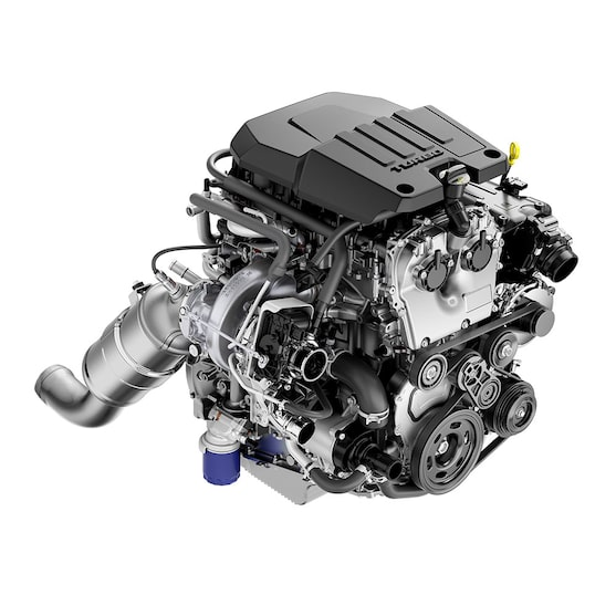 2.7L Turbo Engine
