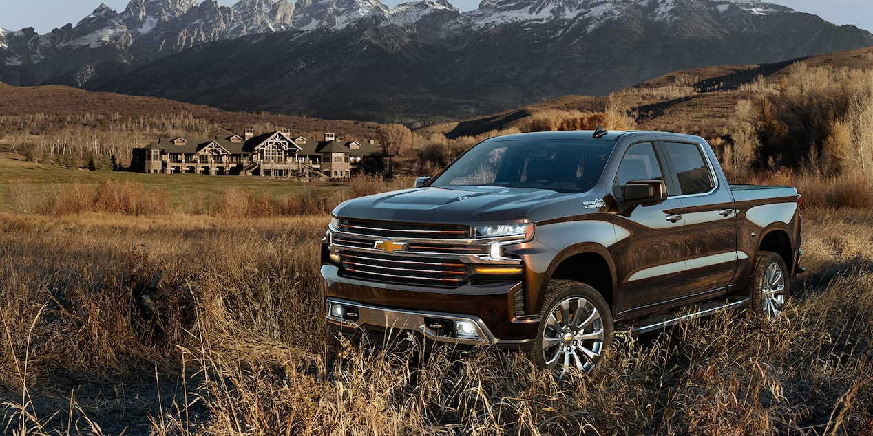 Nissan Route 22 >> The All-New 2019 Silverado: Pickup Truck | Chevrolet