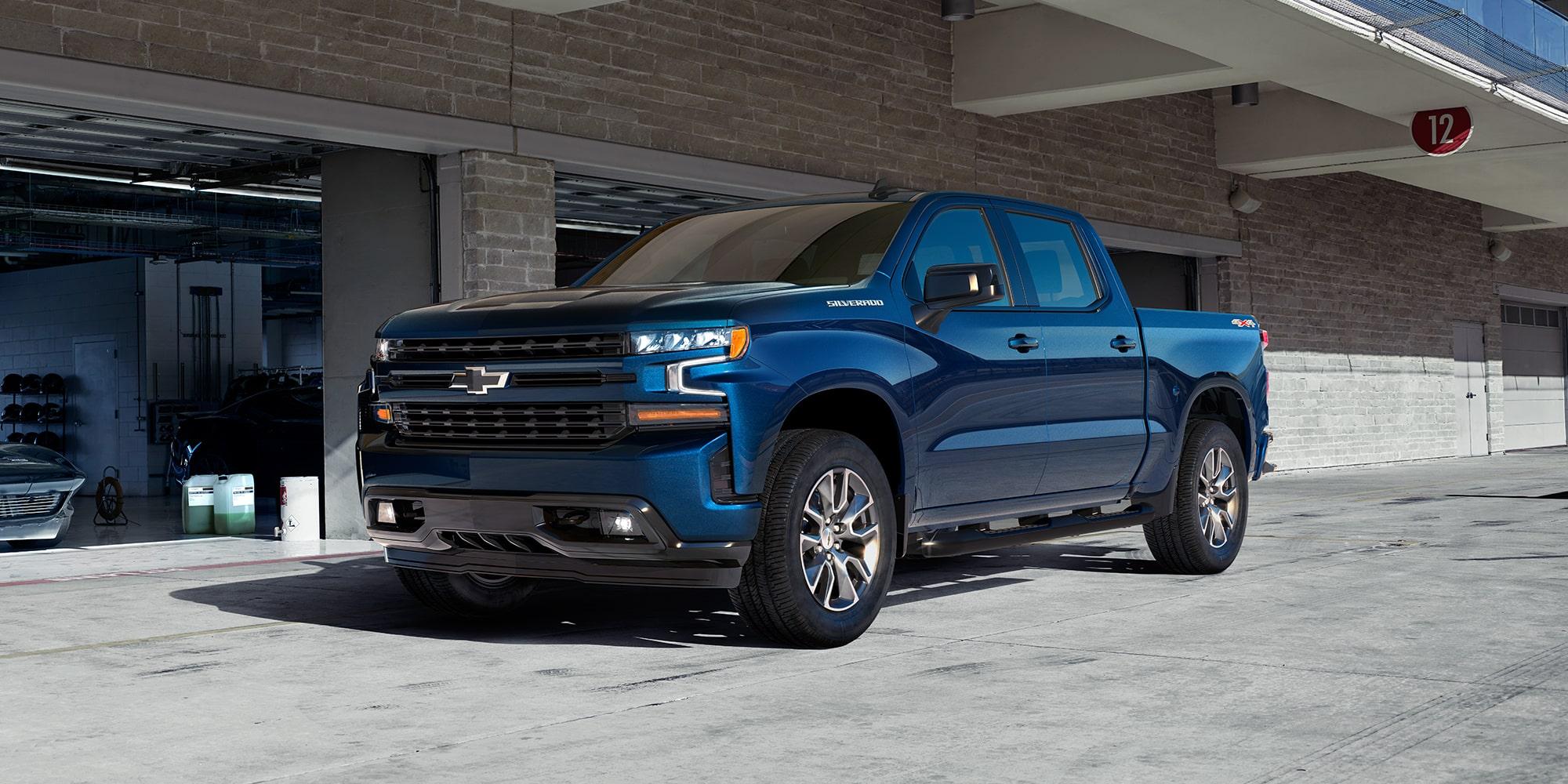 2019 Chevrolet Silverado 89