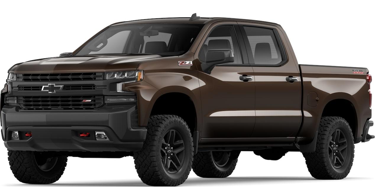 All New 2019 Silverado 1500 Pickup Truck Full Size Truck