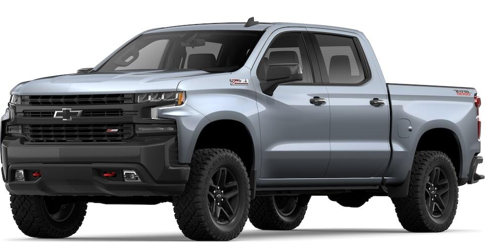 all-new 2019 silverado 1500 pickup truck: full size truck  chevy