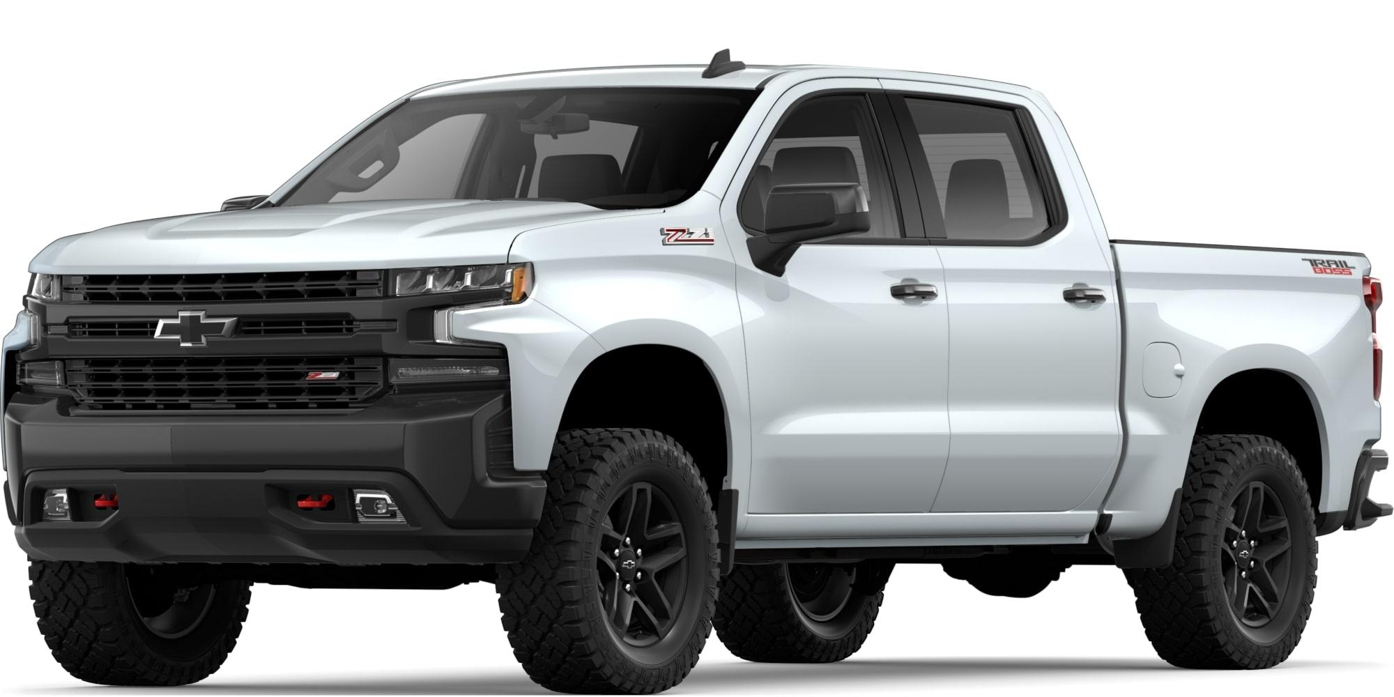 2019 Chevrolet Silverado 1500 Sacramento