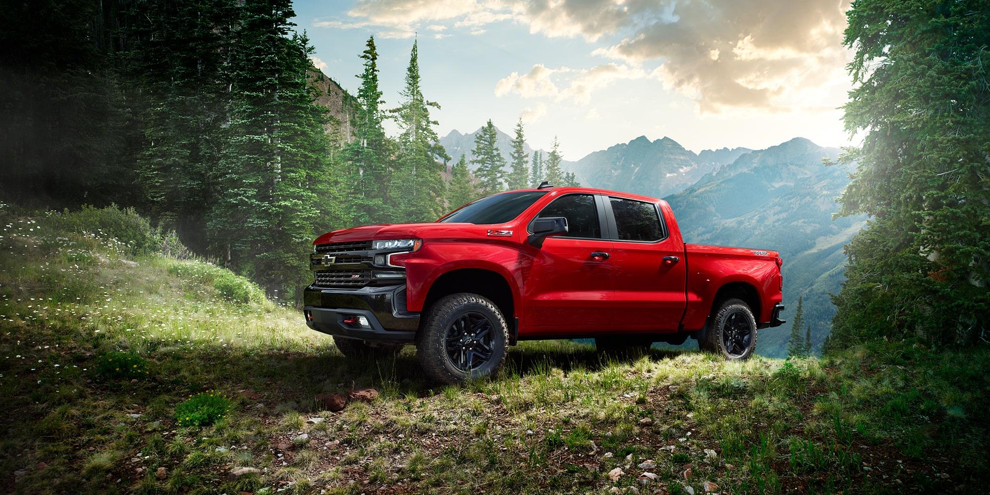2019 Toyota Silverado 1500 Prizes - Lake Tahoe Trip
