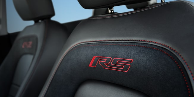 2020 Chevrolet Sonic RS Small Car Seat Badge