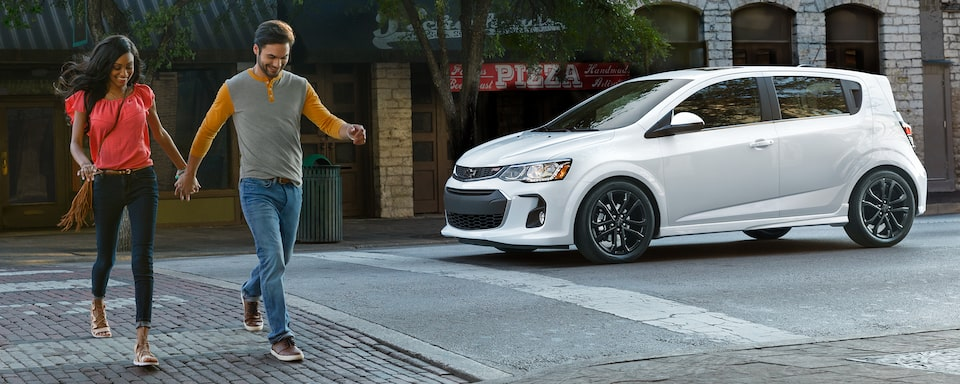 2020 Chevrolet Sonic Small Driver Side